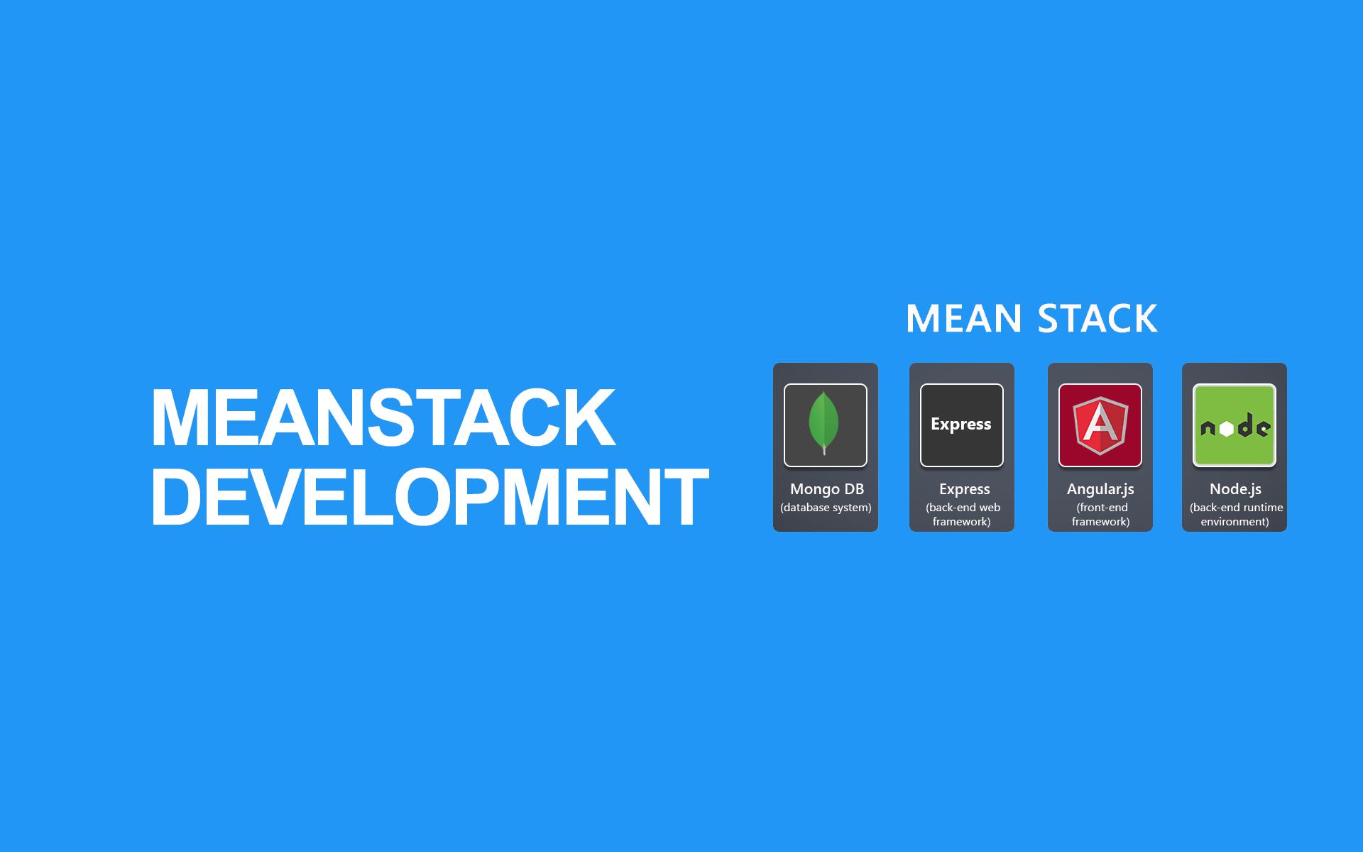 Mean Stack Development Services Provider Company Itreeni