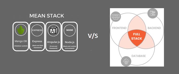 MEAN-Vs-Full-stack